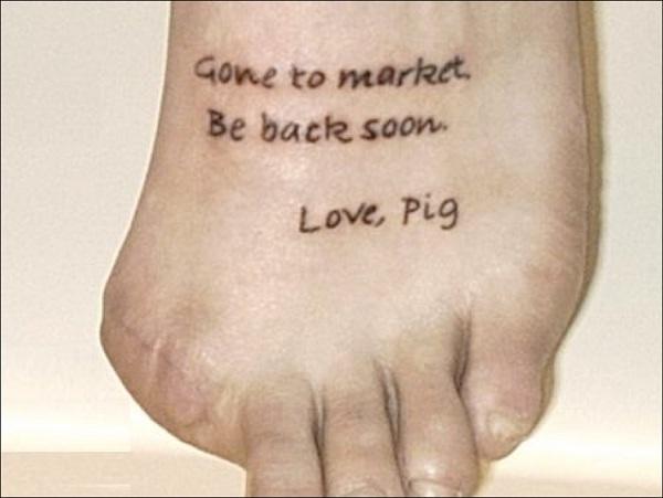 Writing-Creative Tattoos