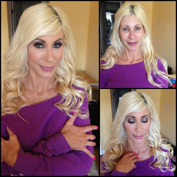 Puma Swede-Pornstars With And Without Make Up