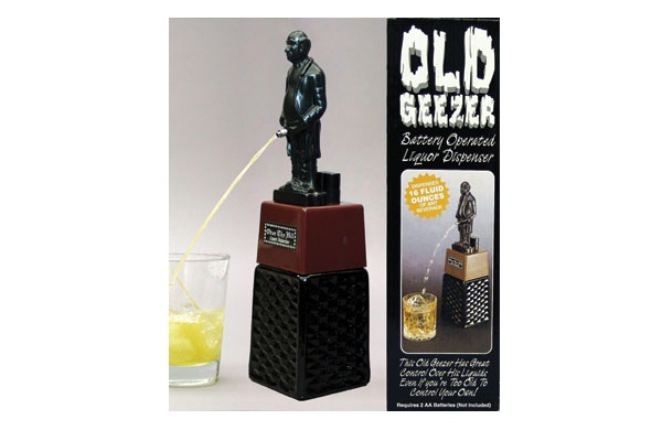 Old Geezer-Cool Dispensers You Can Actually Buy