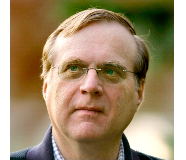 Paul Allen-Highest IQ People Ever