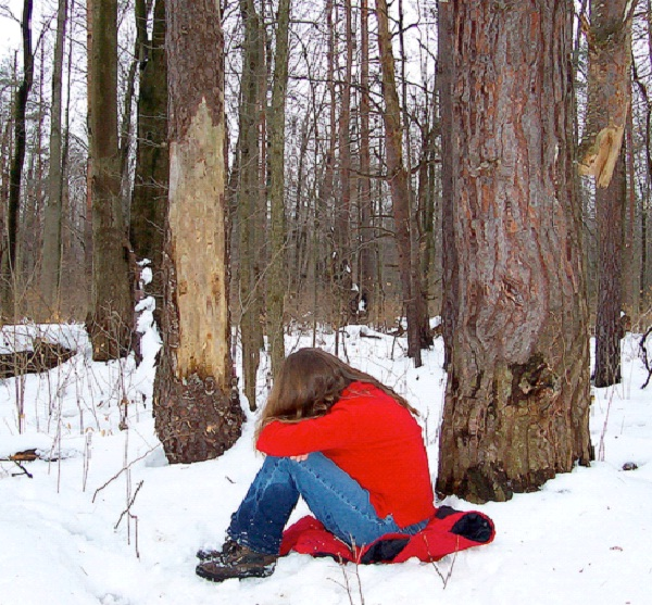 Disappear On A Walk In The Woods-Top Ways To Scare Someone