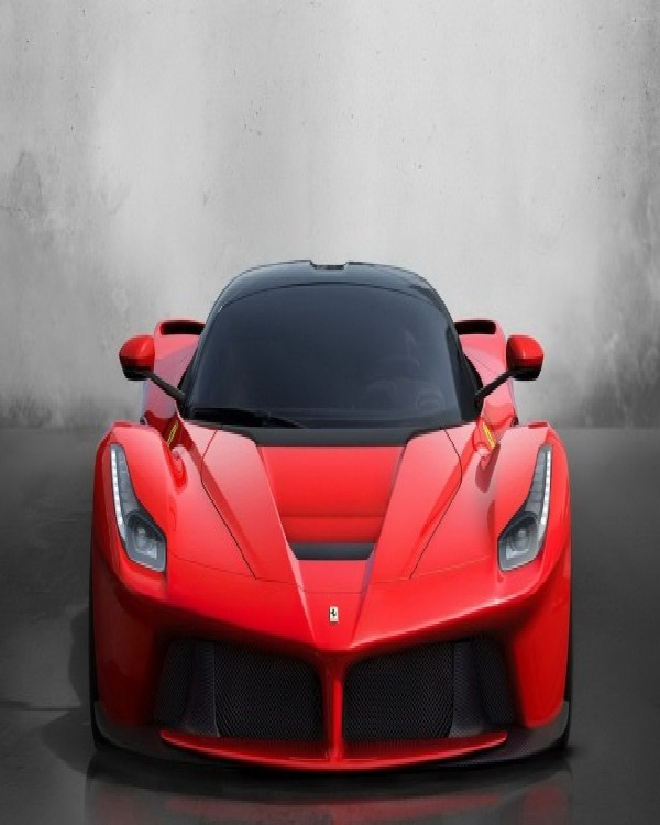 La Ferrari-Most Expensive Cars In The World