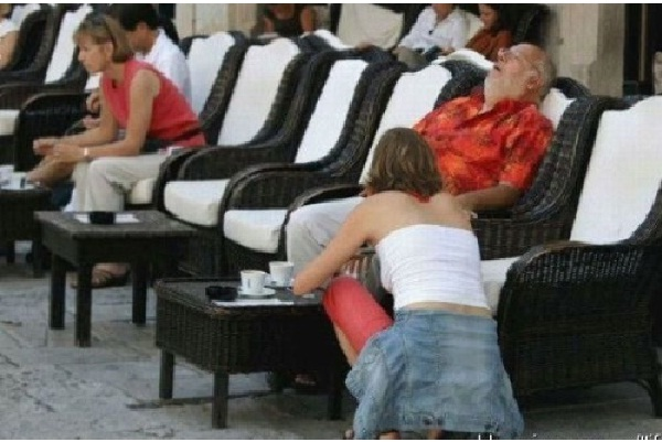 Getting Lucky-15 Pictures That Tell If You Have A Dirty Mind