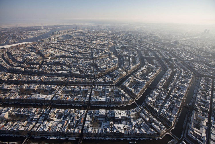 Amsterdam-How Our World Appears To A Bird