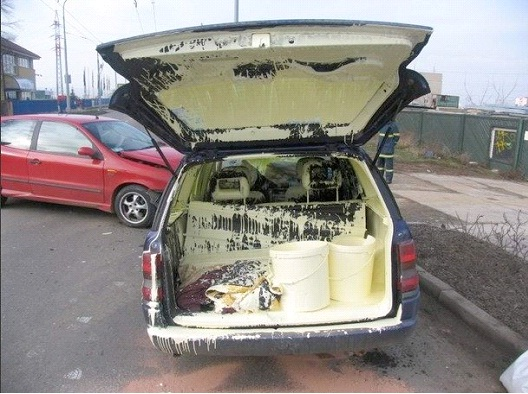 Interior Paint Job-People Having A Really Bad Day