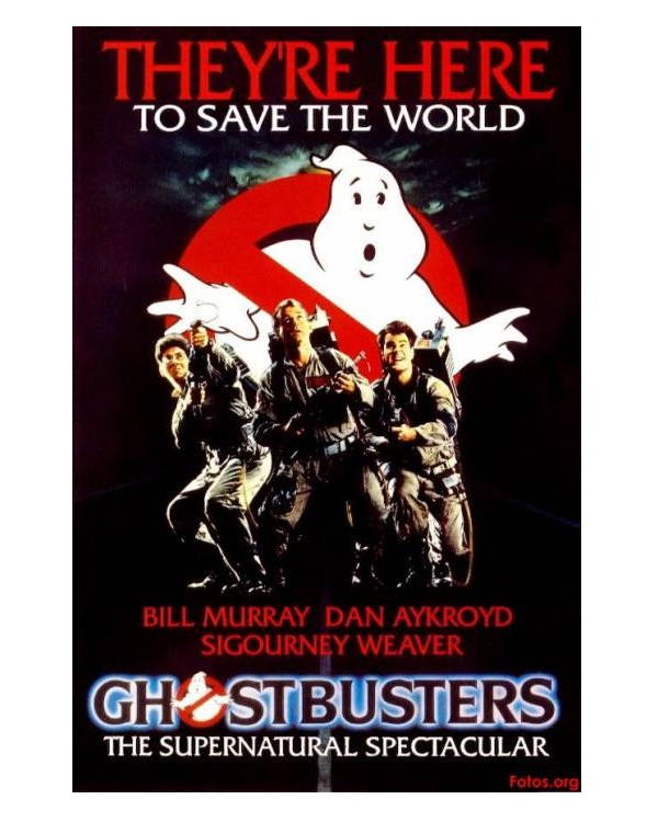 Ghostbusters-Best Comedy Movies Of All Time