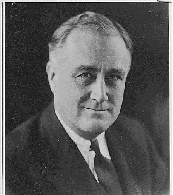 Franklin Delano Roosevelt-Greatest Leaders In History