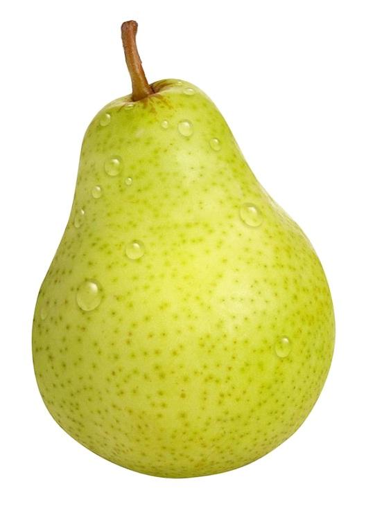 Pears-Best High Fiber Foods
