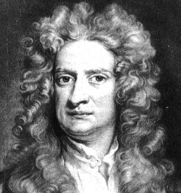 Isaac Newton-Things You Didn't Know About Inventors