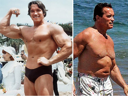 Arnold Schwarzenegger-Celebs Who Were Caught Cheating