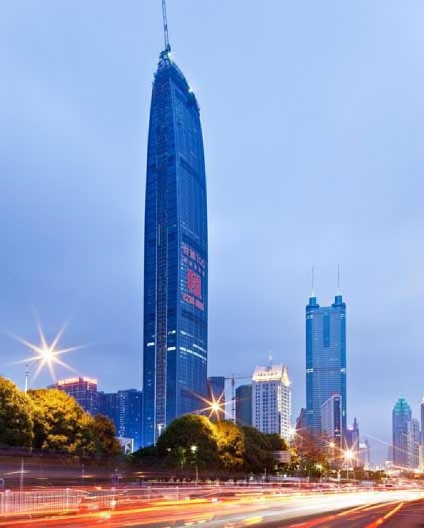 KK 100-Tallest Buildings In The World