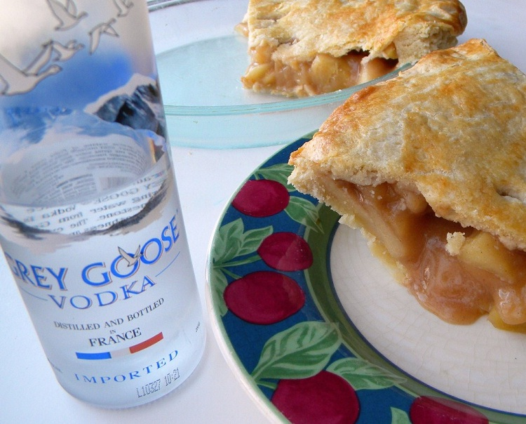 Vodka and pie crusts-Amazing Booze Hacks