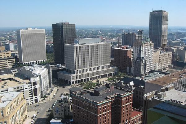 Buffalo-Most Dangerous Cities In America