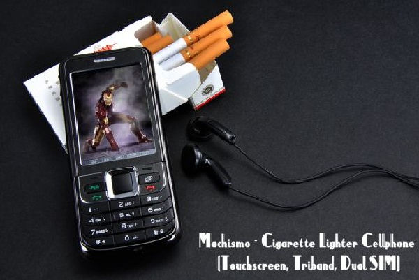 Mobile lighter-Worst Inventions Ever