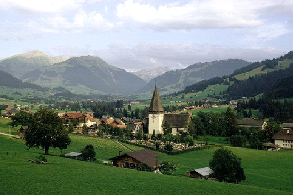 Switzerland-Most Developed Countries In The World