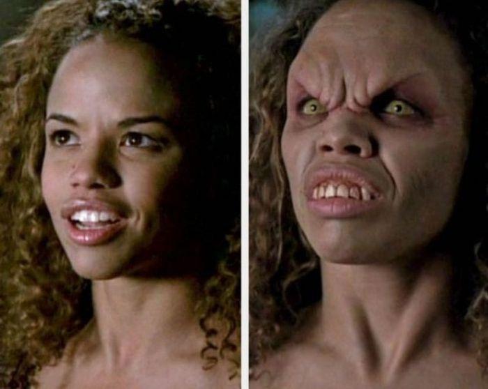 Bizarre-Most Dreadful Makeups