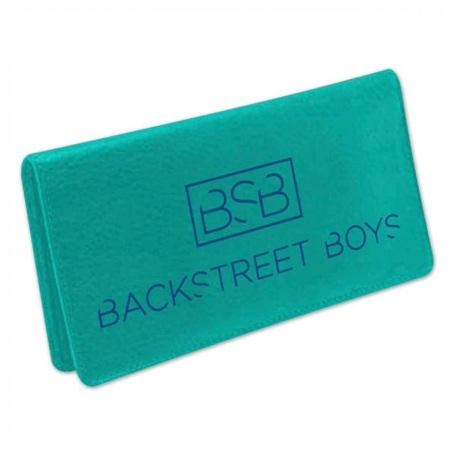 Backstreet Boys Checkbook Cover-Weird Merch Items You Won't Believe Actually Exist