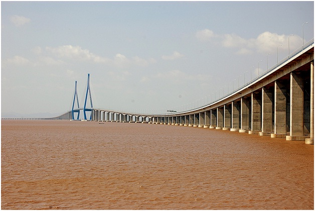 Jintang Bridge-Longest Bridges In The World