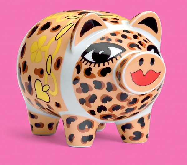 Roar cool piggy banks for Really cool piggy banks