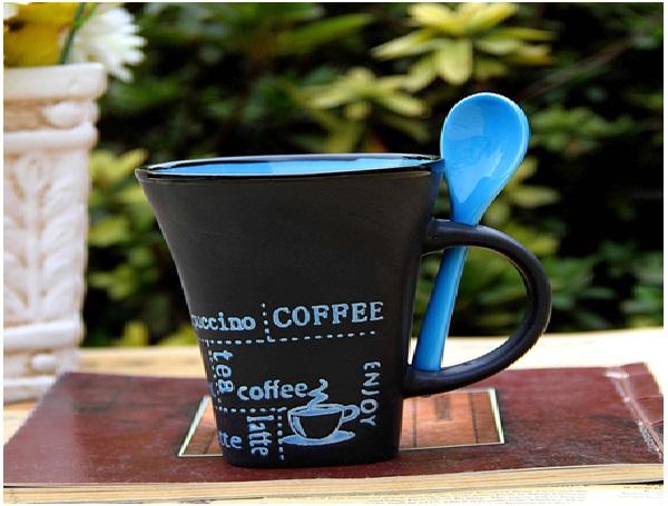 Spoon & Mug-Coolest Coffee Mugs