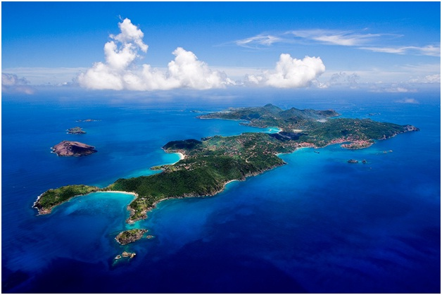 Saint Barthelemy-Countries With No Income Tax