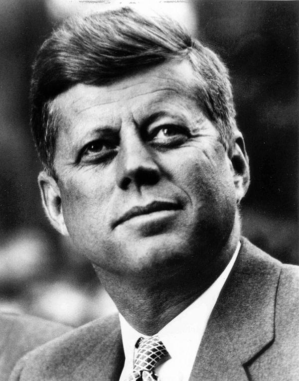 JFK-Celebrities With Wonky Eyes