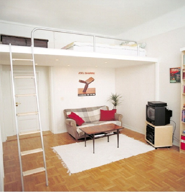 High Above It All-Amazing Lofts For Adults
