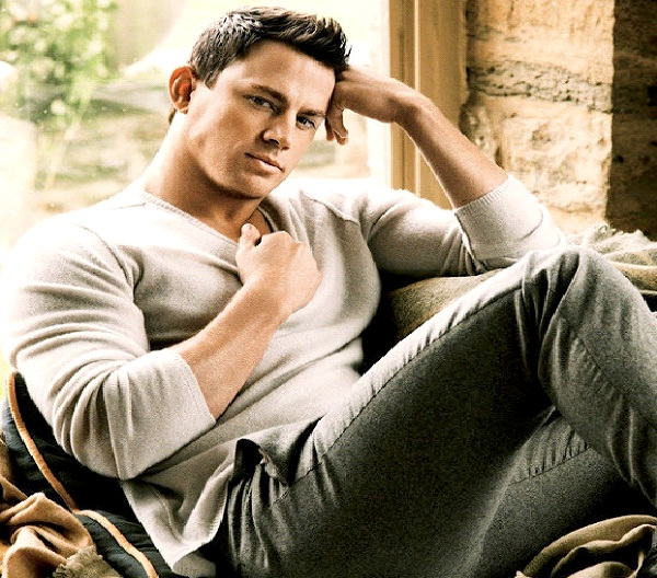 Channing Tatum-Hottest Fathers In Hollywood