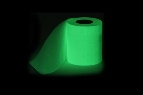 Toilet Paper-Coolest Ultraviolet Stuff