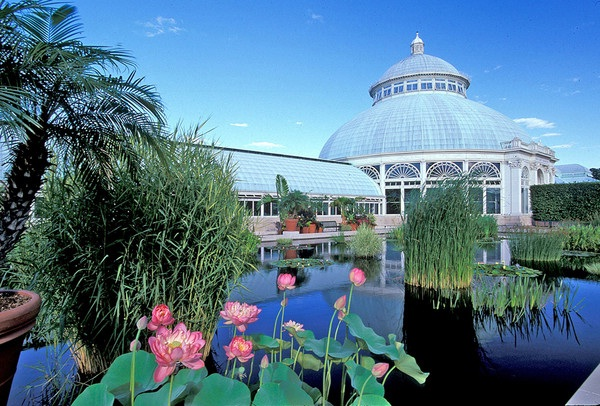 Botanical Gardens-Best Places To Visit In New York