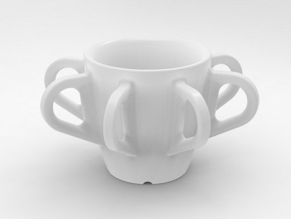 Coffee cups-Cool Things To Make With 3d Printer