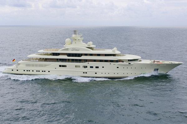 Dilbar-Most Amazing Yachts