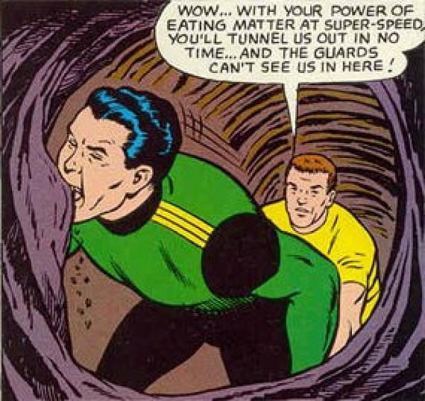 Matter Eater Lad-Most Disgusting Superheroes Ever