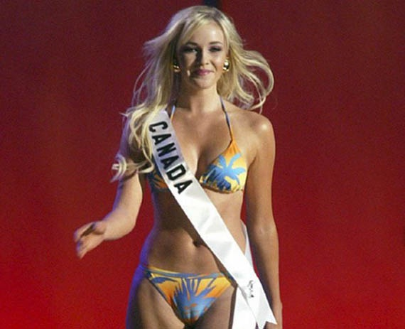 Even Miss Canada Is At It-Funny Camel Toe Fails