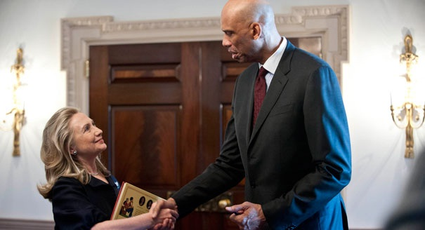 Kareem Abdul Jabbar-Celebs Who Are Living With A Disease