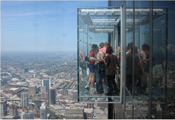 Sears Tower-Most Amazing Observation Towers