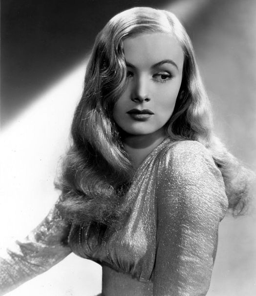 Veronica Lake-Celebrities Who Were Killed By Alcohol