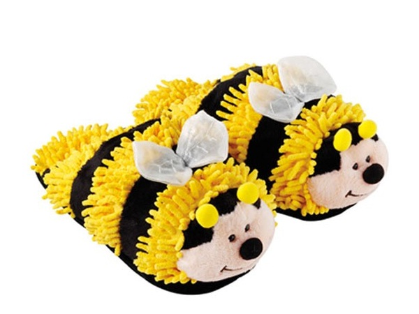 Bizzy Bees-12 Craziest Slippers You'll Ever See