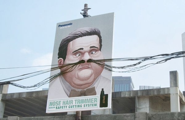 Clever Idea-Most Creative Billboard Ads