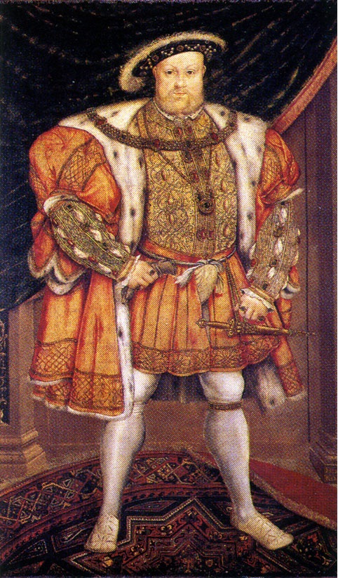 King Henry The 8th-Great People Who Were Also Perverts