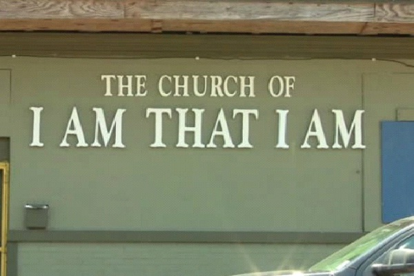 The Church Of I am That I Am-Bizarre Church Names