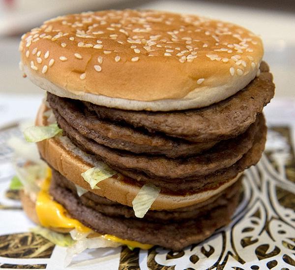 Monster Mac-McDonald's Secret Menu Items You Didn't Know