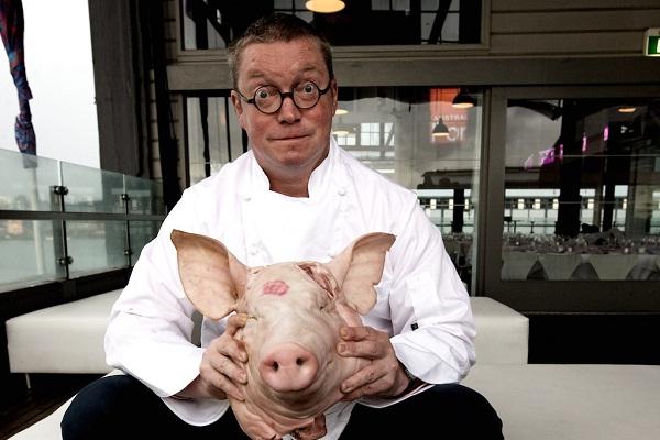 Fergus Henderson-Best Chefs In The World