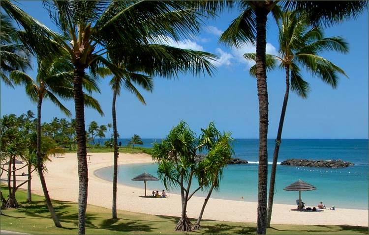 Ko Olina, Oahu-24 Most Beautiful Wedding Locations In Hawaii