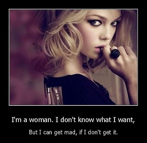 Just give up-24 Funniest Women Logic