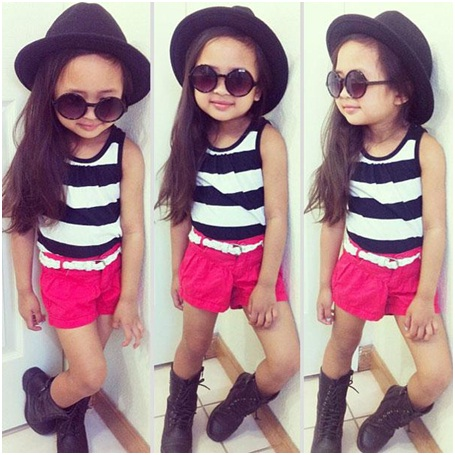 Girl Next Door-12 Most Photogenic Kids