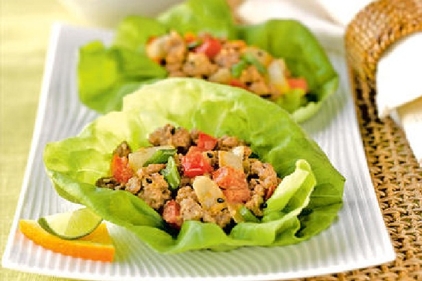 Re-Think Lettuce-Tasty Low Calorie Snack Ideas