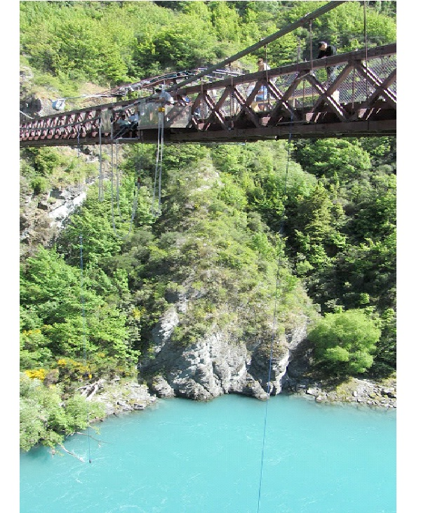 Home Of First Commercial Bungee Jump-Cool Facts About New Zealand