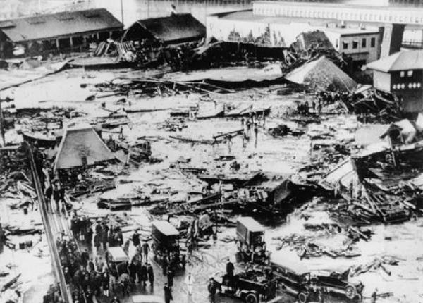 Boston Molasses-Worst Engineering Disasters