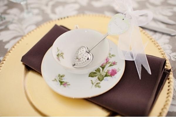 Tea Diffuser-Creative Wedding Favor Ideas